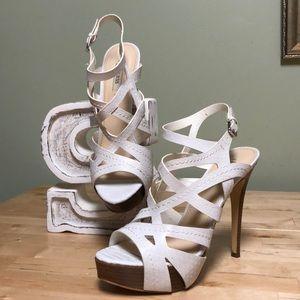 Guess Kylipso Platform Heels